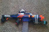 Mon arme principale du Nerf