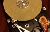 Ponceuse à disque dur