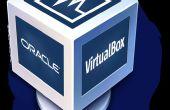 Comment créer une Machine virtuelle de Ubuntu avec VirtualBox (Mac)