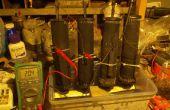 Créer la grande batterie de métal-air refuelable.