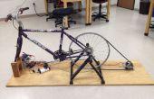 Vélo bricolage générateur