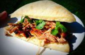 Meilleur « Thaï de porc effiloché » sous le soleil