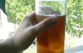 Sud du thé sucré pour Summertime