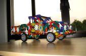 K ' NEX (ou Knex) 4 roues motrices camion [5/09 vidéo ajoutée]