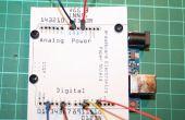 Shield Arduino papier