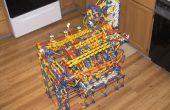 K ' NEX Supernova Ball Machine Instructions