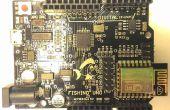 Mise à jour du firmware Fishino WiFi module