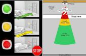 Inverser le système de stationnement de voiture
