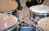 La façon de moins cher de batterie RockBand Play avec REAL