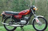 Conversion de 12v Yamaha RXS100
