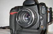 ZENITH Helios 44m (M42) pour Nikon F mount conversion.