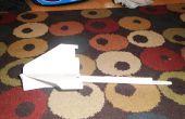 Meilleure avion en papier du monde