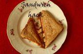 """Hack maker """"sandwich"""" - pas plus de nettoyage !"""