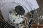 Moulin de ventilateur de table