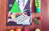 Ouvrez les Sushi (Sushi DIY)