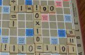 Binaire numéro Scrabble - le jeu