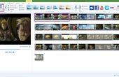 Montage vidéo dans Windows Movie Maker