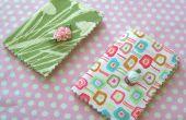 Coudre le tissu facile utile porte-carte