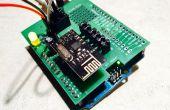 Construction d'un bouclier d'Arduino pour l'émetteur/récepteur nRF24L01 +