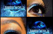 Inspiré de Jurassic World - automne maquillage par PorcheaKhadijiahBaby