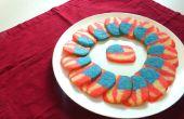 Drapeau américain Cookies | Josh Pan