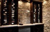 5 simple et essentiel étapes à votre propre cave à vin