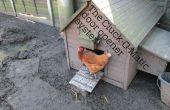Ouvre-porte de poulet automatique avec PICAXE