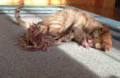 Feutré jouet pour chat - facile, gratuit, pas de tricot nécessaires
