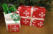 Motif flocon de neige Gift Wrap