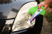 Comment faire pour restaurer votre phare de voiture