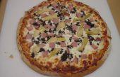 Timeshifting alimentaire – Pizza à partir de zéro