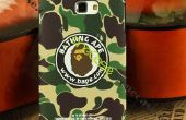 A bathing Ape Case for Samsung Galaxy Note