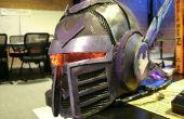 Chasseur de primes casque LED