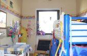 Enfants chambre remodeler