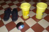 Faible budget des talons hauts sur tout type de chaussure
