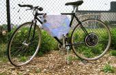 Vélo électrique centre moteur - comment faire pour remplacer un capteur à effet Hall