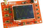 Vue d'ensemble du Kit bon marché Oscilloscope