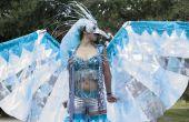 Costume de Phoenix de glace