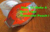 Comment faire le Duct Tape trébuchet pochette !