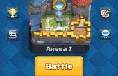 Comment faire pour rejoindre Arena 7 dans Clash Royale