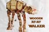 En bois AT-AT Walker (à la main avec des outils communs!)