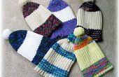 Tricoter un chapeau « Cosy » - modèle fourni !