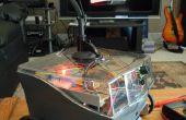 4 servo drive CellBot qui peut être contrôlé à distance.