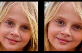 Comment manipuler les yeux couleur dans PhotoShop CS-5