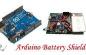 Comment faire Arduino Shield de batterie