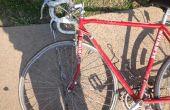 Restaurer votre apparence se sont élevées à vélo !