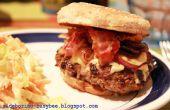 Le meilleur Bacon et fromage Burger jamais !