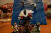 Comment faire un Canon d'artillerie de Lego à l'adresse base
