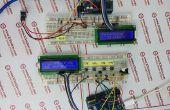Système d'alarme Transmission de température sans fil infrarouge avec Arduino