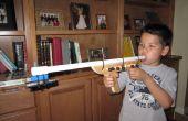 Pistolet Nerf facile pour les papas de héros